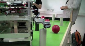 [UNICT Team - Eurobot 2010] - Rosa Homologation Test